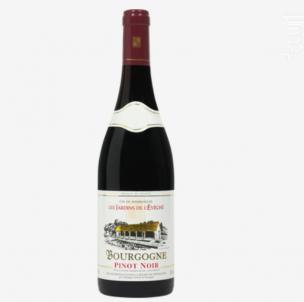 Les Jardins de l'Evêché - Compagnie Vinicole de Bourgogne (groupe Picard) - 2018 - Rouge