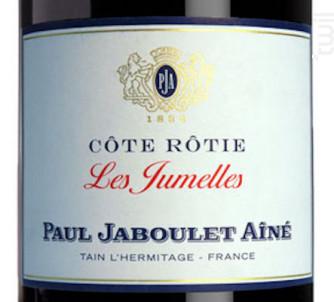 Les Jumelles - Paul Jaboulet Aîné - 2014 - Rouge