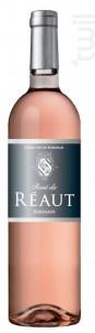 Rosé de Réaut - Château Réaut - 2017 - Rosé