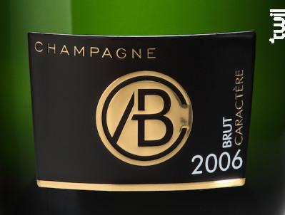 Brut Caractère - Champagne Anthony Betouzet - 2006 - Effervescent