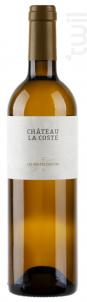 Les pentes douces - Chateau La Coste - 2018 - Blanc