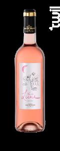 Vin de Lune Rosé - Malbec - Clos Triguedina - 2019 - Rosé