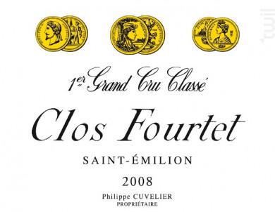 Clos Fourtet - Clos Fourtet - 1962 - Rouge