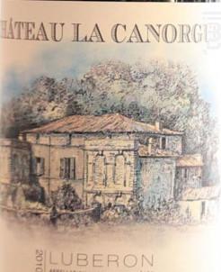 Canorgue - Chateau La Canorgue - 2017 - Rouge