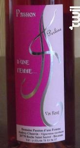 Perline - Passion d'une Femme - 2017 - Rosé
