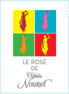 Le Rosé de Château Nouret - Château Nouret - 2018 - Rosé