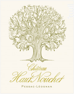 Château Haut Nouchet - Château Haut Nouchet - 2010 - Blanc
