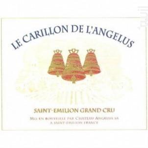 Le Carillon de l'Angélus - Château Angélus - 2004 - Rouge