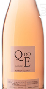 Q Do E Espumante Rosé - Quinta do Encontro - Non millésimé - Effervescent