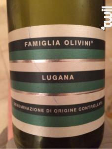 Famiglia Olivini Lugana - Famiglia Olivini - 2016 - Blanc