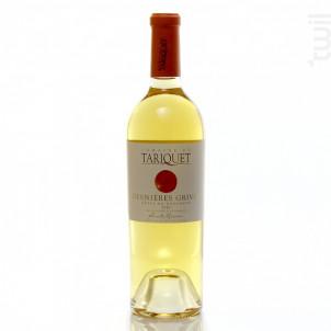 Dernières Grives - Château du Tariquet - Famille Grassa - 2015 - Blanc