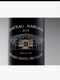 Château Margaux - Château Margaux - 2015 - Rouge