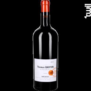 Thomas Barton Réserve Medoc - Barton & Guestier - 2015 - Rouge