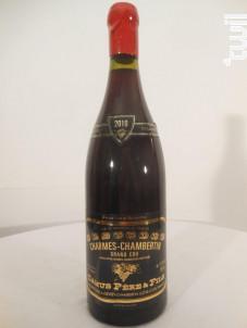 Charmes-Chambertin Grand Cru - Camus Père et Fils - 1997 - Rouge