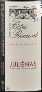 En Broussaud - Domaine de Côtes Rémont - 2018 - Rouge