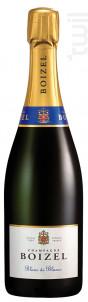 Blanc de Blancs - Champagne BOIZEL - Non millésimé - Effervescent