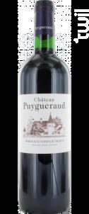 Château Puygueraud - Château Puygueraud - 2018 - Rouge
