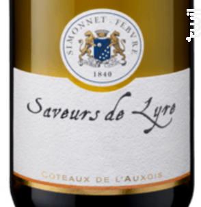 Saveurs de Lyre - Simonnet Febvre - 2015 - Blanc