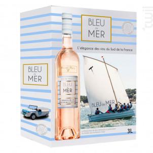 Bleu De Mer - Bernard Magrez - 2018 - Rosé