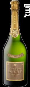 Brut Millésimé - Champagne Deutz - 2012 - Effervescent