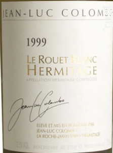 Hermitage Le Rouet - Domaine Jean Luc Colombo - 2014 - Blanc