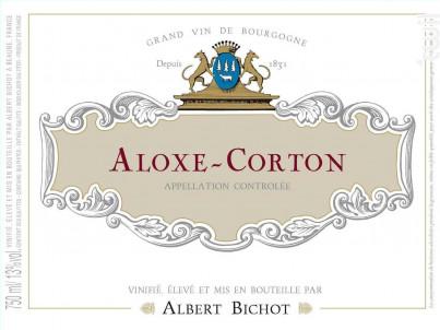 Aloxe-Corton - Albert Bichot - 2018 - Rouge