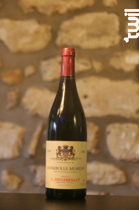 Chambolle-Musigny - A.Fougères & Cie - 1996 - Rouge