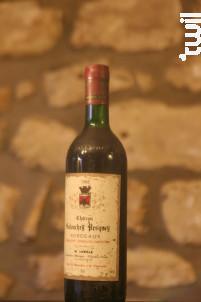Château Balouchey Pesquey - Château Balouchey Pesquey - 1988 - Rouge