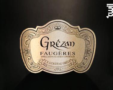 Grézan - Famille Cros-Pujol - Château Grézan - 2019 - Rouge