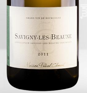 Savigny-lès-Beaune - Maison Pascal Clément - 2011 - Blanc