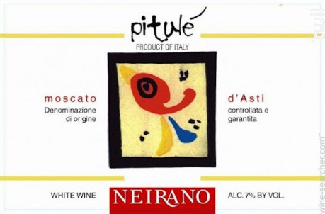Neirano Pitulé - Tenute Neirano - 2018 - Effervescent