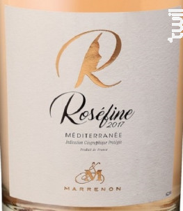 Roséfine - Marrenon - 2018 - Rosé