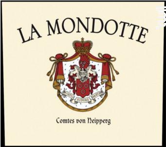 La Mondotte - Vignobles Comtes Von Neipperg - 2017 - Rouge