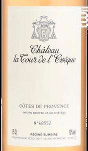 Château La Tour de l'Evêque - Château La Tour de l'Évêque - 2019 - Rosé