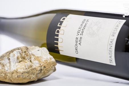 Alte setzen - gruner veltliner - HUBER - 2013 - Blanc