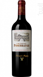 Château Fombrauge - Château Fombrauge - 2014 - Rouge