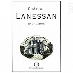 Château Lanessan - Château Lanessan - 2017 - Rouge