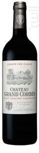 Château Grand Corbin - Château Grand Corbin - 2015 - Rouge