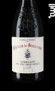 Château de Beaucastel - Famille Perrin - Château de Beaucastel - 2018 - Rouge
