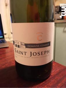 Saint Joseph - Domaine Laurent Combier - 2018 - Rouge