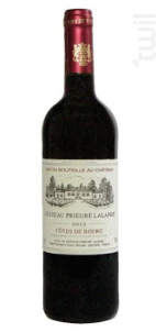 Château Prieuré Lalande - Château Prieuré Lalande - 2016 - Rouge