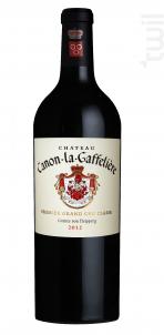 Château Canon La Gaffelière - Château Canon la Gaffelière - 2013 - Rouge