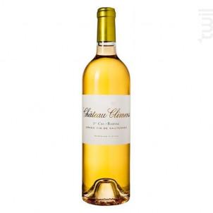 Château Climens - Château Climens - 2010 - Blanc