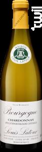 Bourgogne Chardonnay - Maison Louis Latour - 2016 - Blanc