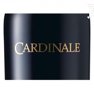 Cardinale - Cardinale Estate - 2007 - Rouge