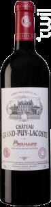 Château Grand-Puy-Lacoste - Château Grand-Puy-Lacoste - 2014 - Rouge