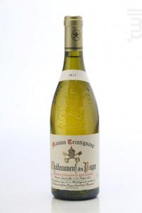 Domaine Trintignant - Maison Trintignant - 2002 - Blanc