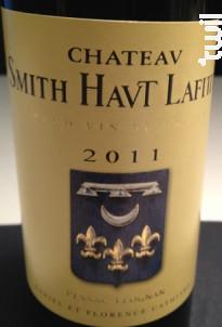Château Smith Haut Lafitte - Château Smith Haut Lafitte - 2011 - Rouge