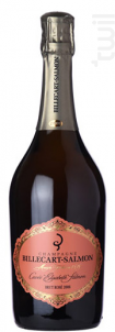 Cuvée Elisabeth Salmon Brut Rosé - Champagne Billecart-Salmon - 2007 - Effervescent
