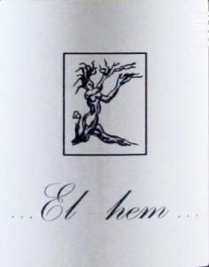 EL HEM - Domaine Gilles Berlioz - 2019 - Blanc